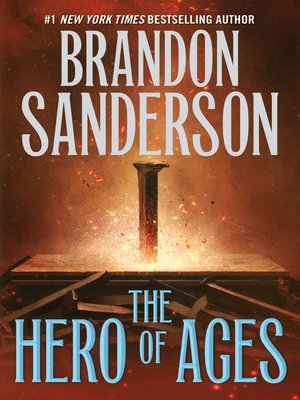 cover image of The Hero of Ages